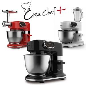 CREA CHEF + robot pâtissier
