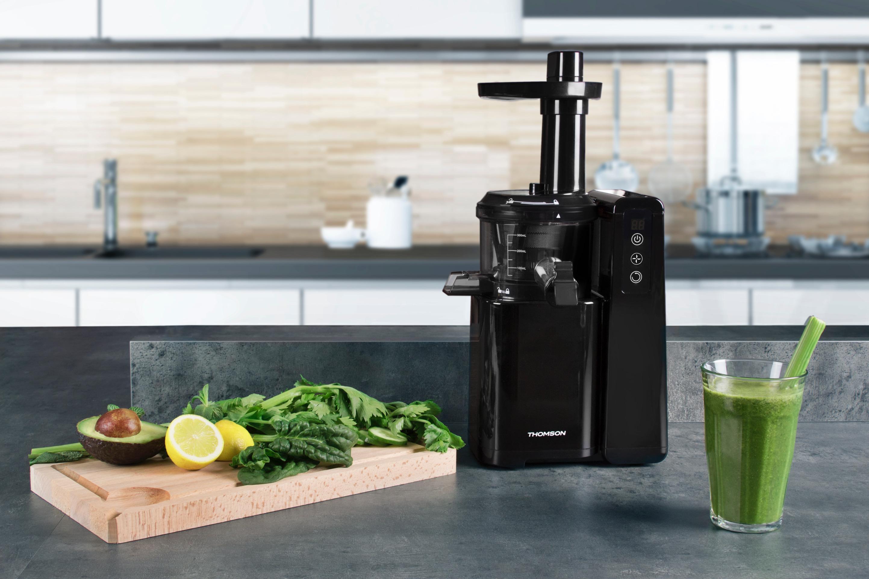 slow juicer boisson légumes