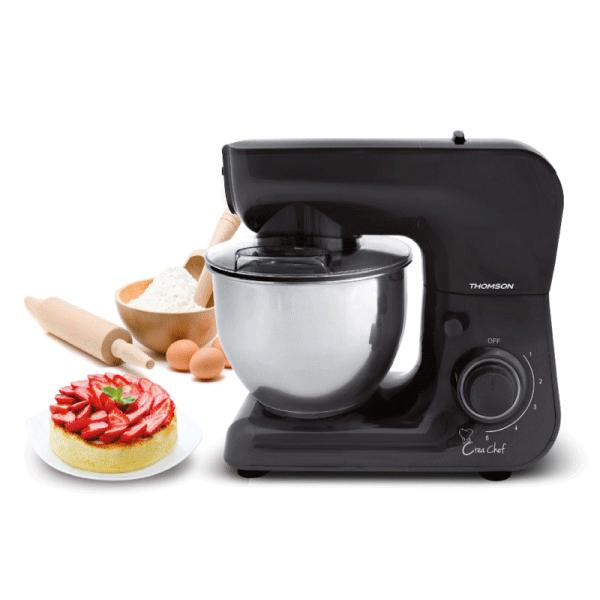 crea chef, un robot pâtissier polyvalent & haut de gamme