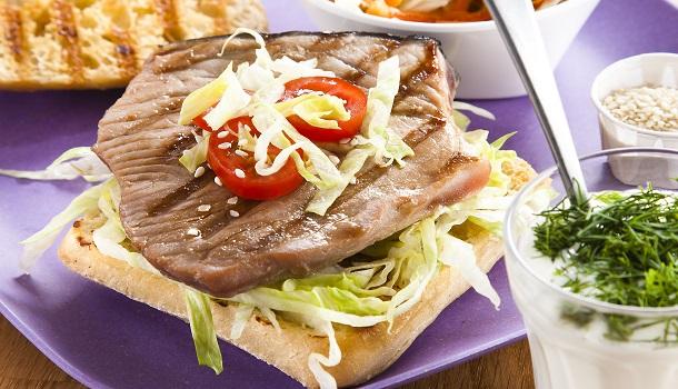 Recette burger thon