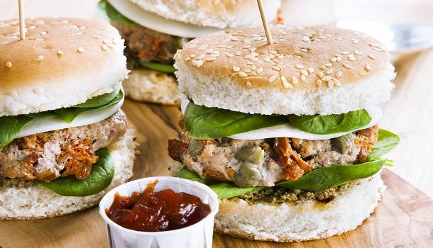 Recette burger veau