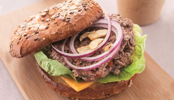 Recette Hamburger à la plancha