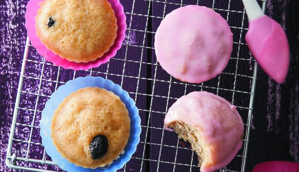 Recette de Cupcakes aux Cranberries & Canelle