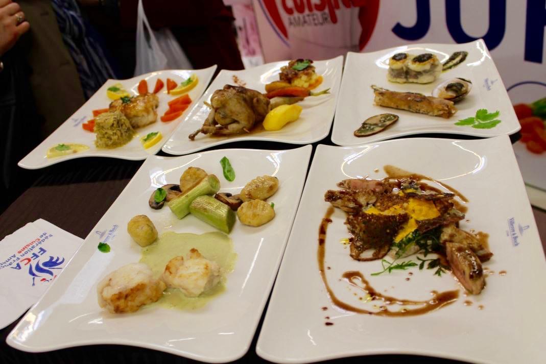 Finale du championnat de france de cuisine amateur - Concours cuisine amateur ...