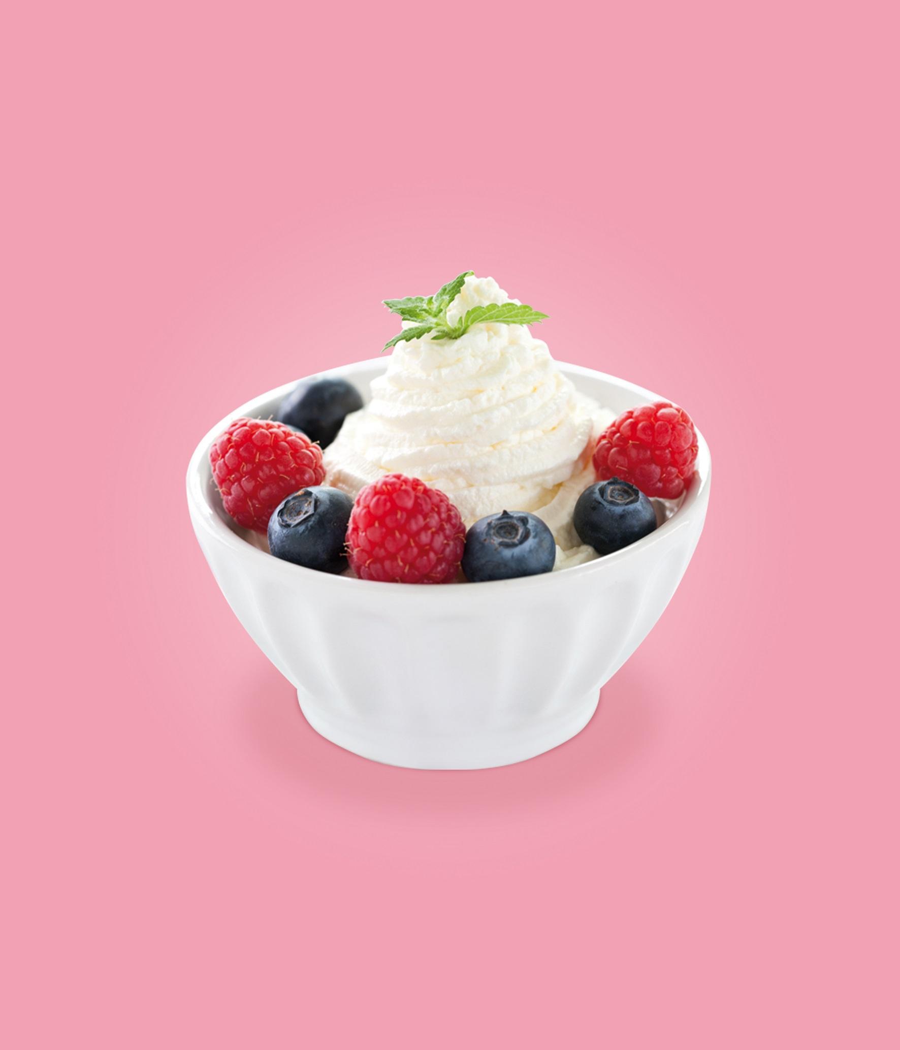 Sorbet fraise basilic recettes thomson - Basilic seche a ne pas consommer ...